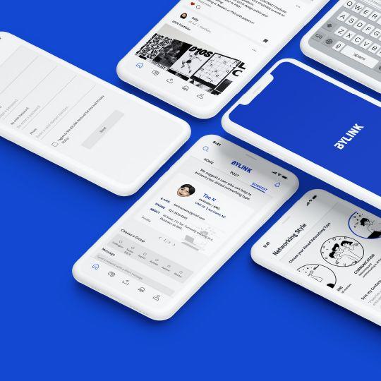 Social Media App for Business Networking: BYLINK